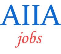 Teaching Non-Teaching Jobs in AIIA