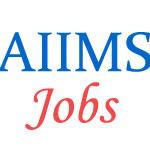 Nursing Officer Jobs in AIIMS