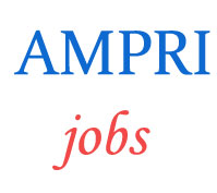 Scientist Jobs in AMPRI