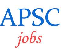 Govt. Jobs by Assam Public Service Commission