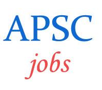 Child Development Project Officer Jobs by Assam PSC