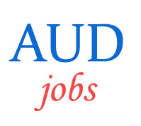 Teaching and Non-Teaching Jobs in AUD