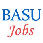 Bihar Animal Sciences University Jobs