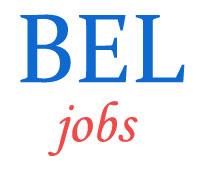Project & Trainee Engineers Jobs in BEL