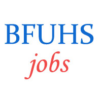 Medical Officer Jobs by BFUHS