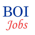 Bank of India Officer Jobs