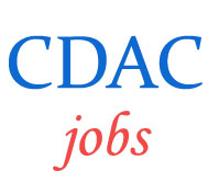 Software IT Project Jobs in CDAC