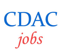 Project Engineer and Assistant Jobs in CDAC