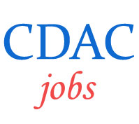 Sr./Jr. Assistants Jobs in CDAC