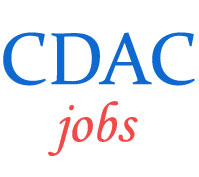 Project Contract Jobs in CDAC