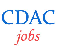 Project Jobs in CDAC Hyderabad
