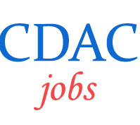 IT/Computer Professional Jobs in CDAC
