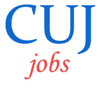 Teaching and Non-Teaching Jobs in CUJ