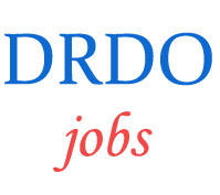 Scientists Jobs in DRDO