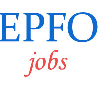 Assistant Jobs in EPFO