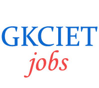 Teaching Jobs in GKCIET