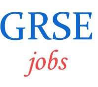 Officer and Supervisor Jobs in Garden Reach Shipbuilders
