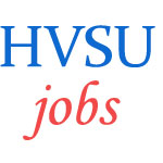 Guest Teaching Jobs in Haryana Vishwakarma Skill University