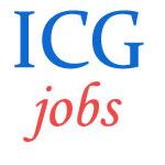Navik (Domestic Branch) Jobs  in Coast Guard