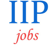 Scientist Jobs in IIP