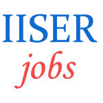 Teaching Jobs in IISER