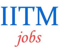 Scientist Jobs in IITM