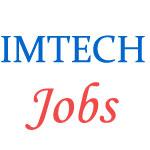 Scientist Jobs in IMTECH