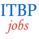 Assistant Commandant Engineer Jobs in ITBP