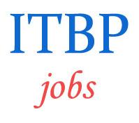 Head-Constable (Dresser Veterinary) Jobs in ITBP