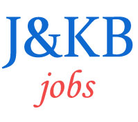 Probationary Officers and Banking Associate Jobs in J&K Bank