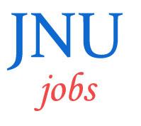 Teaching Jobs in JNU