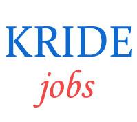Engineering HR Finance Jobs in KRIDE