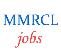 Technical Jobs in MMRCL