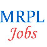 Management Cadre Jobs in MRPL