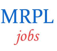 Professionals Management Cadre Jobs in MRPL