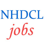 Finance Jobs in NHDCL