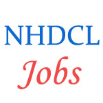 Finance and Accounts Official Jobs in NHDCL