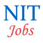 Associate Professor Jobs in NIT