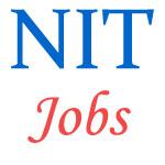 Teaching Jobs in NIT