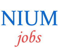Teaching and Non-Teaching Jobs in NIUM