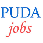 Engineers and other Jobs in PUDA