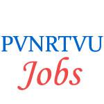Teaching Jobs in Telangana Veterinary University