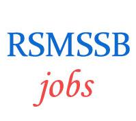 Patwari Jobs by RSMSSB