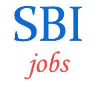 Senior Level Specialist Officers Jobs in SBI