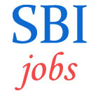 Specialist Officers Jobs in SBI