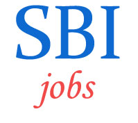 Specialist Officer Manager Jobs in SBI