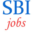 Manager Security and Fire Officer Jobs in SBI