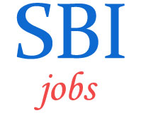 Circle Based Officers Jobs in SBI