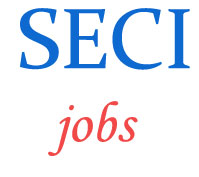 Professional Jobs in SECI