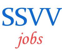 Teaching Jobs in SSVV